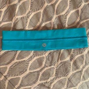 3/$20BUNDLE Turquoise Lululemon Headband